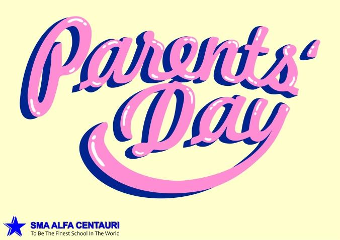 PARENTS DAY LOGO