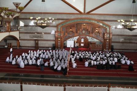 Masjid Pusda'i, 30 Mei 2018